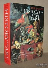 【包邮】History Of Art