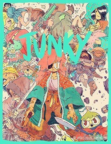 【包邮】Junky