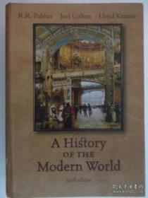 【包邮】A History Of The Modern World With Powerweb