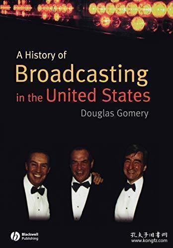 【包邮】A History of Broadcasting in the United States