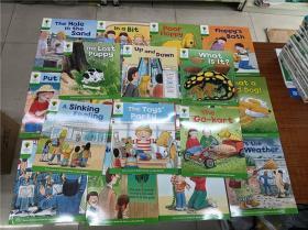 18本儿童英语绘本 打包《the go- kart》 彩印 约16页一本 oxford出版