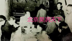 1959年毛泽东在安徽合肥蜀山公社座谈