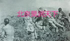 民兵战斗小组和武工队一起深入敌后寻找战机