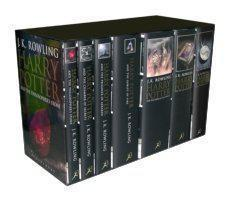 The Complete Harry Potter Collection Box Set:The Philosopher's Stone; The Chamber Of Secrets; The Prisoner of Azkaban; The Goblet of Fire; The Order of The Phoenix; The Half Blood Prince; The Deathly