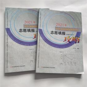 2021年河北省普通高校招生志愿填报攻略(物理科目组合)