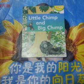 Little Chimp and Big Chimp