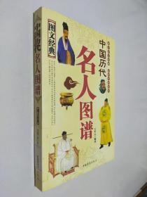 中国历代名人图谱(图文经典)