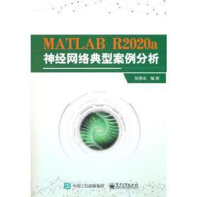 MATLAB R2020a神经网络典型案例分析