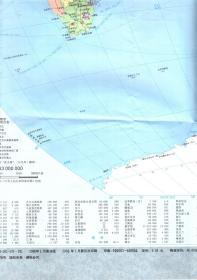2006年世界地图
