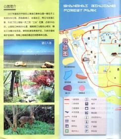 上海滨江森林公园简介