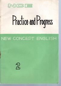 NCE Practice and Progress new CONCERT ENGLISH 2