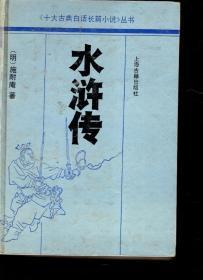 十大古典白话长篇小说丛书.水浒传