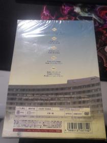 tbs drama hotel DVD(日本电视连续剧)(具体演员见图片)(未开封)(5碟全)(日本TBS1990年出版)