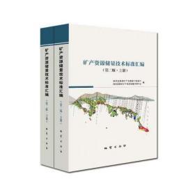 2021新矿产资源储量技术标准汇编第二版