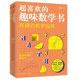 超喜欢的趣味数学书:有趣的数学园地