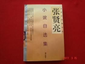 正版现货 张贤亮小说自选集 漓江出版社95年1版1印私藏未阅