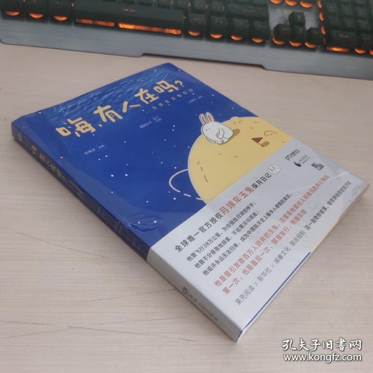 嗨,有人在吗?——月球车玉兔日记