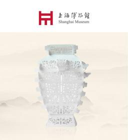 上海博物馆特制 3D 益智 立体剪纸 方罍