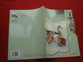 工笔花鸟初级临本 工笔禽鸟 毕彰编著 浙江人民美术出版社1版1印