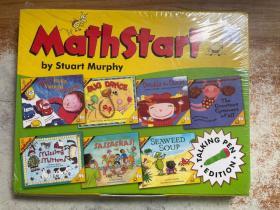 mathstart level 1 7册合售