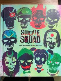 Suicide Squad:Behind the Scenes with the Worst Heroes Ever