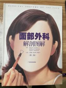 面部外科解剖图解(第2版)