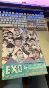 EXO 团体写真集【有16张明信片,3张海报】