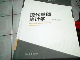 现代统计学系列丛书:现代基础统计学