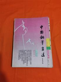 中国钢笔书法 1991 1