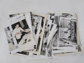 4    50张合售------ ----黑白老照片老相片大照片   包老保真    背面为纯白色
