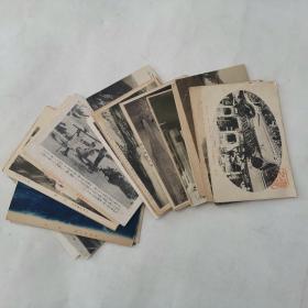 12民国明信片    包老保真  40张合售   更多民国明信片请到店铺采购D-----经典40张