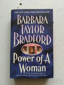 英文原版 barbara taylor bradford power of a woman 巴巴拉泰勒夫人的權力
