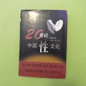 20世纪中国性文化  精装