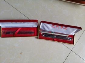 高级礼品笔3支两盒合售(未使用)