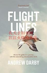 Flight lines: across the globe on a journey with the astonishing ultramarathon birds.