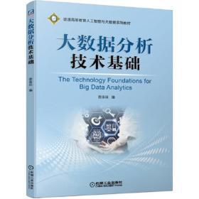 大数据分析技术基础