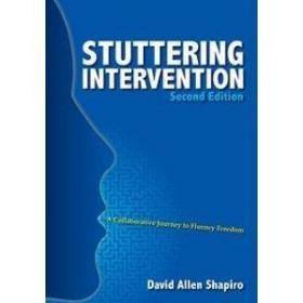 Stuttering Intervention: A Collaborative Journey To Fluency Freedom-口吃干预:通往流畅自由的合作之旅