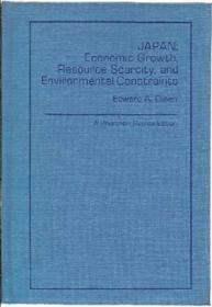 Japan: Economic Growth, Resource Scarcity, And Environmental Constraints