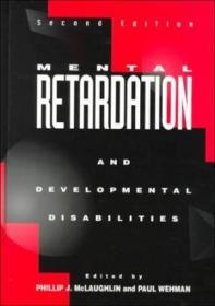Mental Retardation And Developmental Disabilities-智力低下和发育障碍