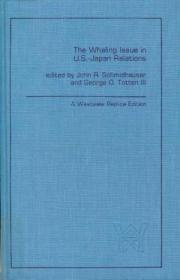 The Whaling Issue In U.S.-Japan Relations-美日关系中的捕鲸问题
