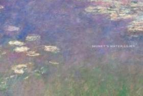 Monet's Water Lilies: The Agapanthus Triptych