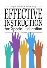 Effective Instruction for Special Education-特殊教育有效指导