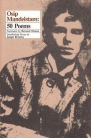 Osip Mandelstam: 50 Poems-奥西普·曼德尔施塔姆