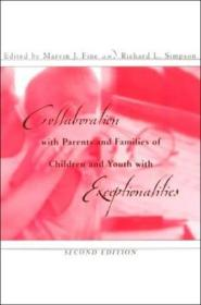 Collaboration With Parents And Families Of Children And Youth With Exceptionalities
