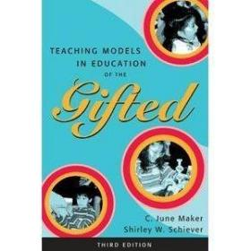 Teaching Models In Education Of The Gifted-天才教育中的教学模式