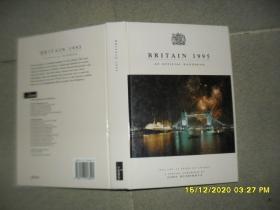 Britain 1995:An Official Handbook--1945-1995 50 years of change(85品小16开硬精装1995年英文原版530页英国1995年鉴:一个官方手册)51587