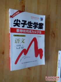 尖子生学案:语文(九年级上 新课标江苏 升级版)