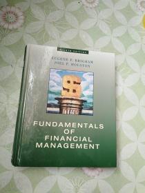 英文原版 FUNDAMENTALS OF FINANCIAL MANAGEMENT【财务管理基础