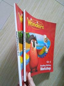 【麦格劳希尔 Wonders 教材】McGraw-Hill Reading Wonders:read