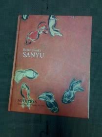 1997年台北苏富比 罗勃·法兰克藏品之常玉 常玉画集 精装